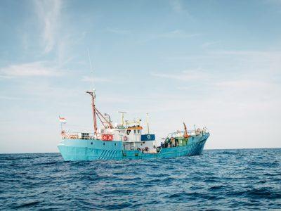 Die IUVENTA bricht auf, um im Mittelmeer Menschen aus Seenot zu retten