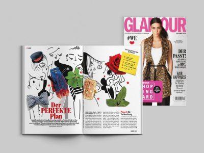 Glamour - Der perfekte Plan