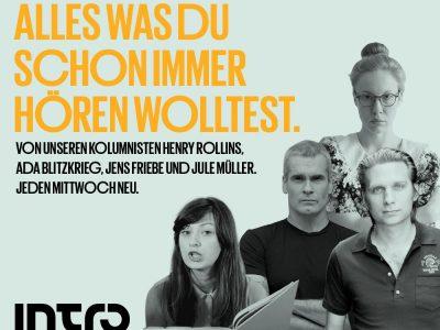 Kolumne Intro-Magazin - Vom Winde verwöhnt