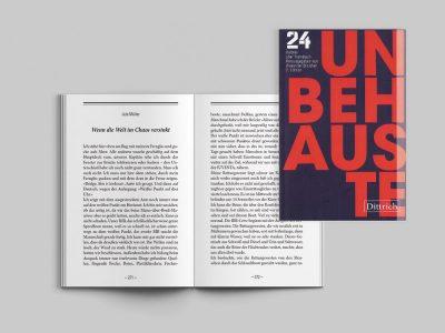 Unbehauste - 24 Autoren über Fremdsein